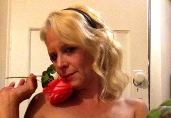 Roses in Bloom