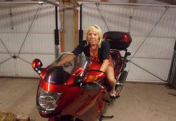 nice wife nice bike