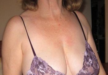 like my mature wife's new lingerie