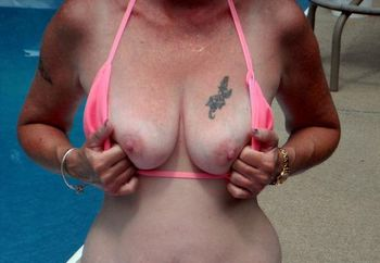 Summer is for Pink Bikinis 3  - Polly777