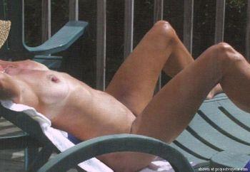 Public nude - spread