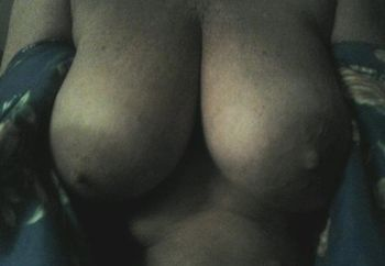 Her 58yo boobs