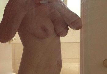 Naked selfies