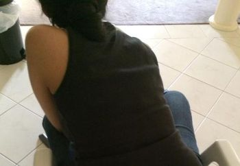 My Hot Wife's Buttcrack