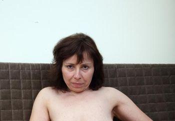 Italian horny lady