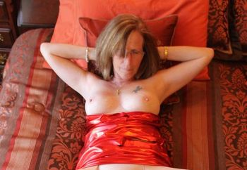 Polly777's Red Dress