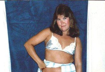 Kathy posing