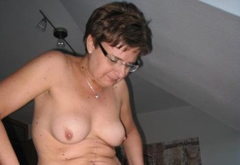 Amateur Mature Anna for all
