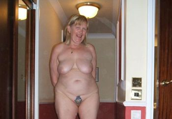 Naughty Mature Clothed & Naked