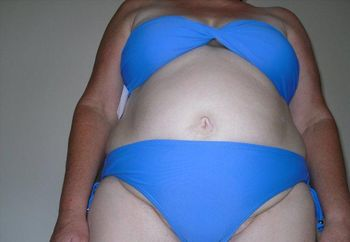 New Blue Bikinis