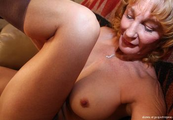 Naughty Gran My Body Shots