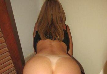 her ass