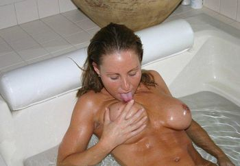Me In The Bath