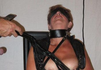 a bit tied up