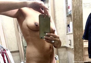 Early morning selfies from my wife