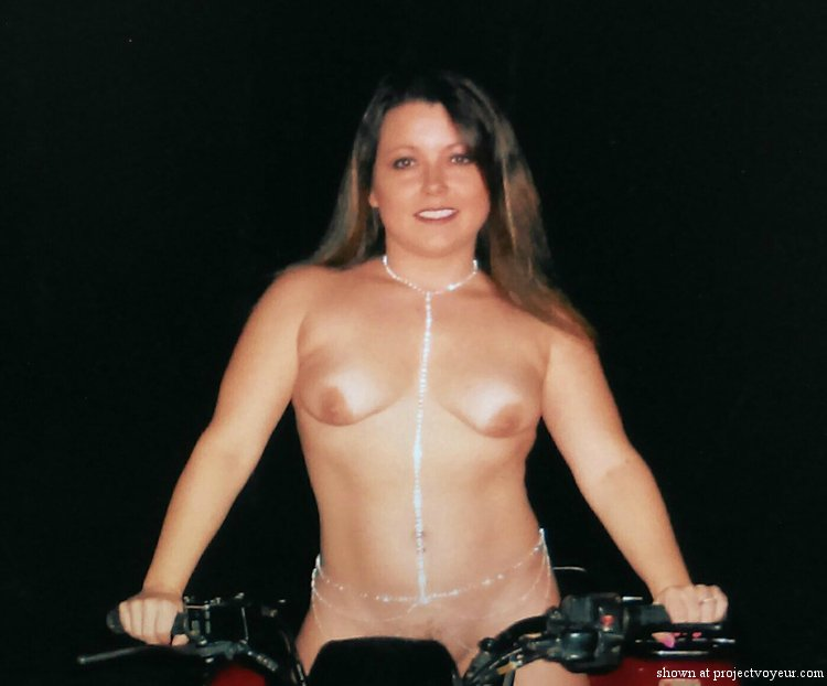 Naked on four wheelers — photo 13
