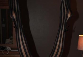 Wife black stockings