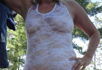 Lovely milf wife
