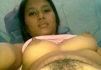 my sexy hairy filipina pussy