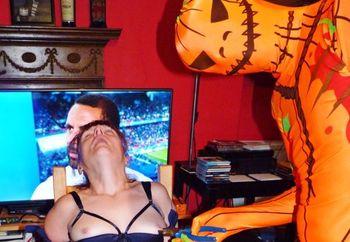lil vs mr pumpkinhead