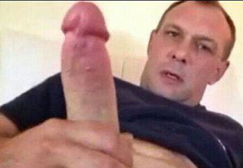my hard erect circumcised cock
