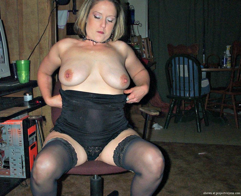 my wife flashing - image4