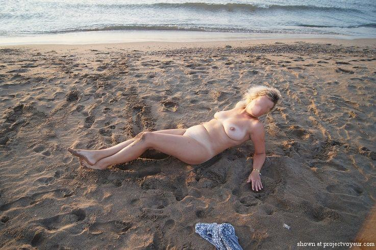 on the beach - image8