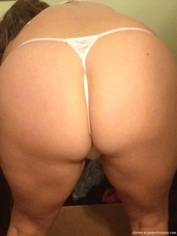 My ass in thongs  - image2