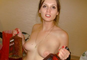 Drink nude