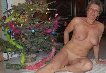 Nude Merry Christmas