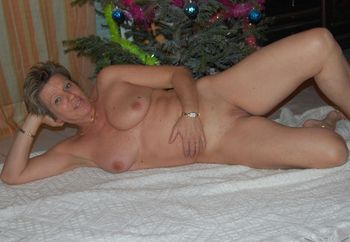 christmas morning fun with adult nude