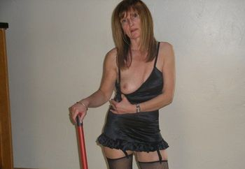 Slutty UK Milf