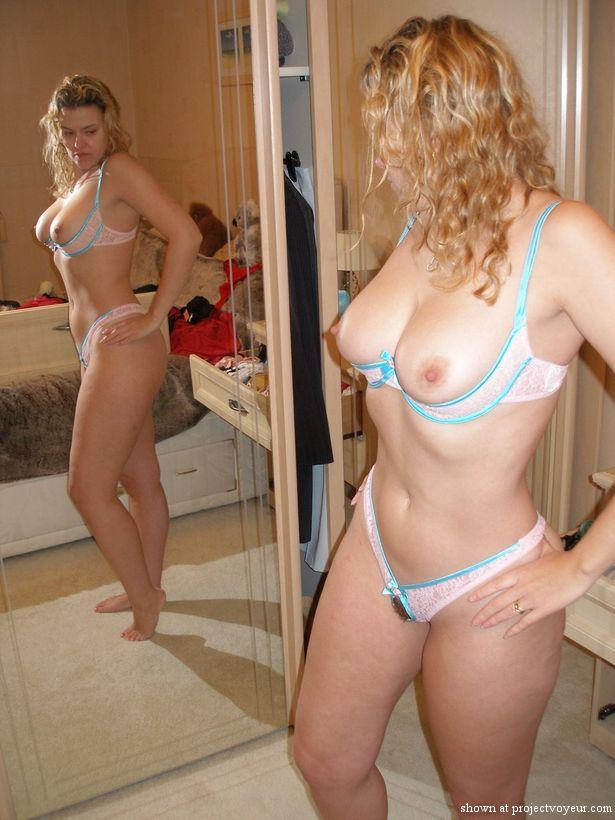 Pity, busty amateur housewives nude message, simply