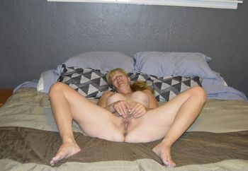 Shaved Pussy as requested