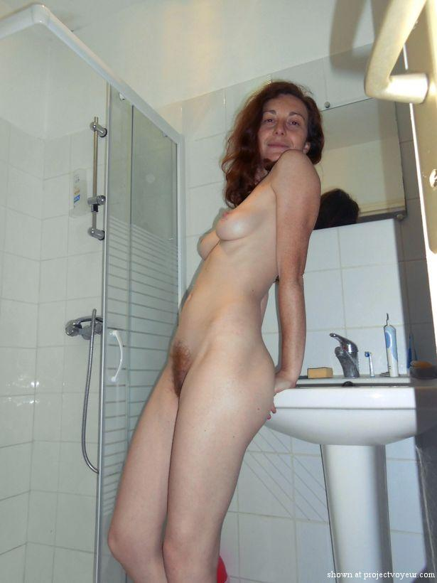 Voyeur amateur french video homemade