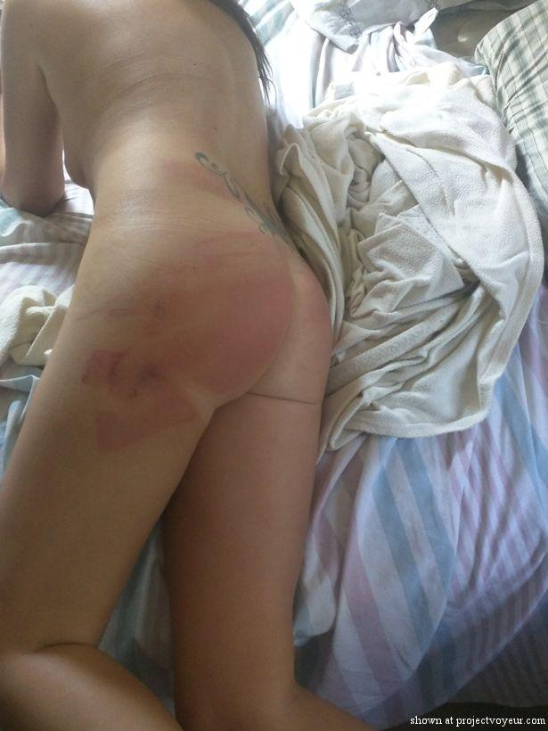 Amateur submitted spanking photo exchange