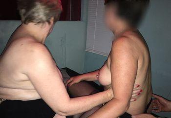 Demonstration vaginal orgasm