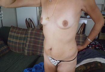 Lick my nipples
