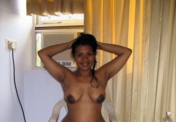 My sexy hairy Indian girlfriend