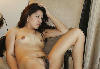 My hot hairy filipina pussy