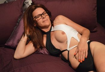 sexy french milf lingerie
