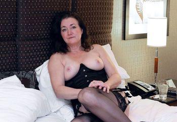 Blank big tits look