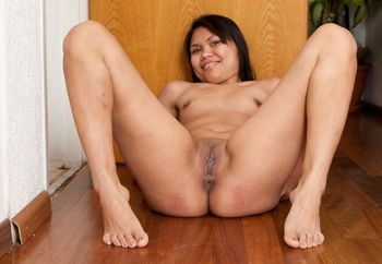 My smooth shaved filipina pussy