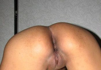 My shaved brown filipina pussy