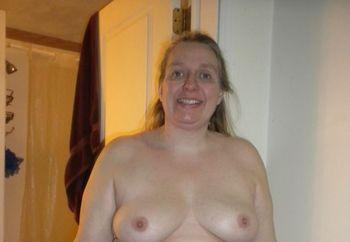 Posing in my new panties
