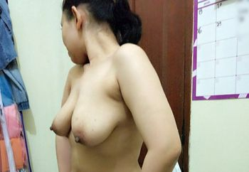 Nude Indonesian Wife