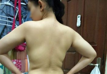 Real indonesia wife nude image