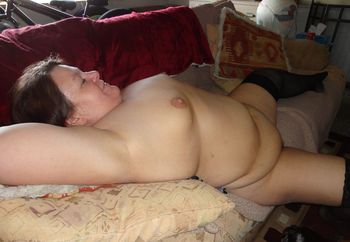 Stop by this BBW's trailer for some fun?