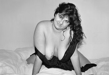 Slut Wife in Black and White test