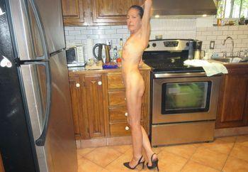 my skinny wife
